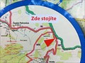 Image for You Are Here - Border Crossing (CZ/PL), Orlicke mountains, Czech Republic