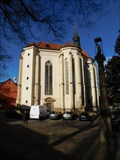 Image for Galerie Miro – Church of St Roch - Praha, CZ