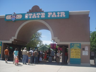 Colorado State Fair, Pueblo Colorado.  One of the best kept secrets in Colorado.  Free Concerts, history, culture, kids fun, free shows, rodeos, lots of fun with Much more than agriculture,