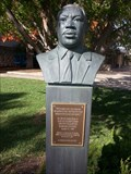 Image for Martin Luther King, Jr. Bust - Manhattan, KS