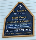 Image for St Mark's Anglican Church - 1889 - Mill Cove, NS