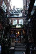 Image for Williamson's Tavern Gates -- Groveland Court, City of London, UK