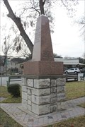 Image for Somervell County Veterans Memorial -- Glen Rose TX
