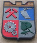 Image for Znak mesta Lom - Coat of Arms of Lom, Czech Republic