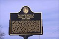 Image for Taylorsville High School 1900-1966 - Bartow Co., GA