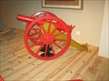 Image for Chinese 4-pound Mountain Gun - Field Artillery Museum - Fort Sill, Oklahoma