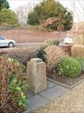 Image for Eric Sanders Sundial - Stratford on Avon, UK