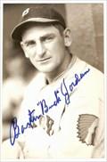 "Image for Baxter ""Buck"" Jordan  Major League Baseball Player"