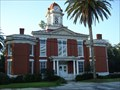 Image for Old Baker County Courthouse Clock - Macclenny, FL