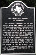 Image for Mankins Crossing