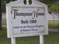 Image for Thompson House - Tahlequah, OK
