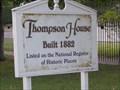 Image for Thompson House - Tahlequah, OK