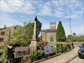 Image for War Memorial Cross Hayfield, UK