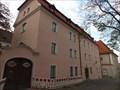 Image for Dompfarrhof, ehemaliges Kanzlerhaus von Niedermünster, Regensburg - Bavaria / Germany
