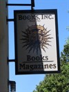 Books, Inc Sign, Berkeley, CA