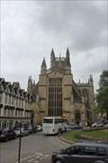 Image for Bath Abbey -- Bath, Somerset, UK