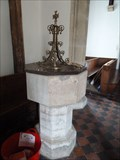 Image for Baptism Font - All Saints - Beyton, Suffolk
