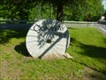 Image for Millstone Entrance Sign - Conway, MA