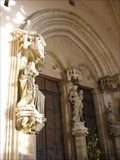 Image for Ancienne chartreuse de Champmol, Le portail de la chapelle - Dijon
