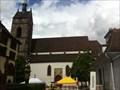 Image for Kirche St. Martin - Basel, Switzerland