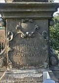 Image for 1734 - Statue pedestal - Manetin, Czech Republic