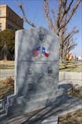 Image for Winkler County Veterans Memorial -- Kermit TX