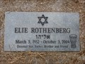 Image for Elie Rothenberg - Jacksonville, FL