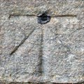 Image for Cut Bench Mark with Bolt - Church Street, Peterborough, UK