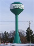 Image for Adams Water Tower #2 - Adams, WI
