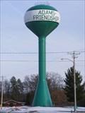 Image for Adams Water Tower #2 - Adams, WI