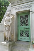 Image for Schoenhofen Mausoleum Angel  -  Chicago, IL