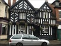 Image for The Old White Lion Inn Blue Plaque, Congleton, Cheshire