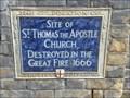 Image for St Thomas the Apostle Church - Great St Thomas Apostle, London, UK