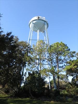 veritas vita visited - Water Tower