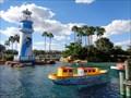 Image for Mama & Baby Whale - Sea World - Florida, USA.