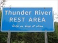 Image for Thunder River Rest Area - Blue River, British Columbia