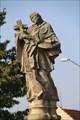 Image for Socha Svatý Jan Nepomucký - Švábenice, Czech Republic