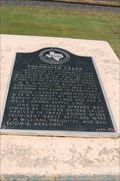 Image for Early Settlers on Coldwater Creek - 2 miles N. of Stratford, TX