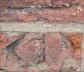 Image for Cut Bench Mark - Aylward Street, London, UK