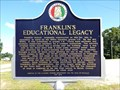 Image for Franklin's Educational Legacy - Franklin, AL