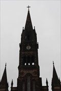 Image for LW4944 - St Anthanys Church Spire – New Bedford, MA