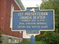 Image for 1ST PRESBYTERIAN CHURCH, DEXTER