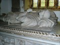 Image for Altar Tomb of Sir Robert Whittingham & Wife, Pendley Chapel, St John The Baptist Church, Aldbury, Herts, UK