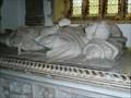 Image for Altar Tomb of Sir Robert Whittingham & Wife, Pendley Chapel, St John The Baptist Church, Aldbury, Herts, UK