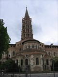 Image for Chemins de Saint-Jacques-de-Compostelle en France - Basilique Saint-Sernin, Toulouse, ID=868-045