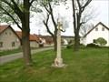 Image for Boží muka pri silnici na Bory - Kneževes, okres Ždár nad Sázavou, CZ