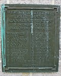 Image for Trail Branch Canadian Legion Cenotaph - Trail, British Columbia