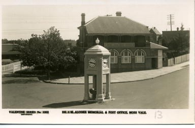 Photo courtesy of Berrima District Historical and Family History Society