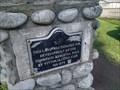 Image for Lions Club Plaque - Vittoria, Ontario