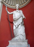 Image for Hera & 103 Hera Asteroid - Vatican City State